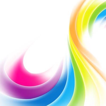 Foto de rainbow background - Imagen libre de derechos