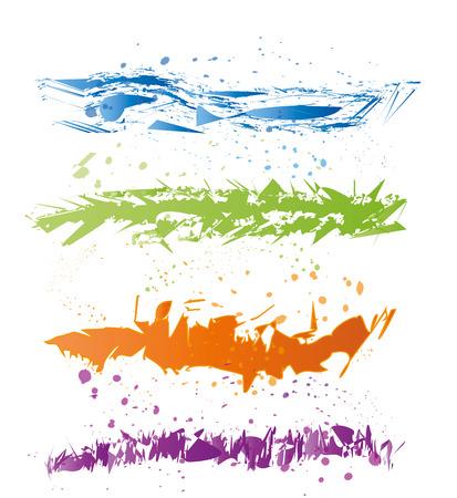 Illustration pour colorful abstract design - image libre de droit