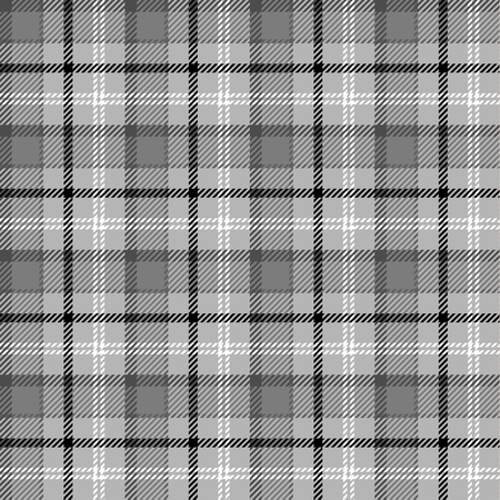 Photo pour Seamless tartan pattern - image libre de droit