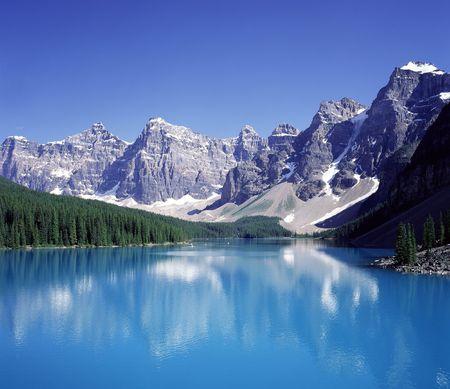 Foto de Mountain View - Imagen libre de derechos