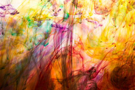 Foto per Abstract and very colorful motion blur background - Immagine Royalty Free