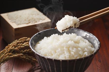 Foto de Japanese rice - Imagen libre de derechos