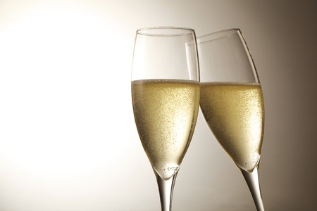 Photo for Champagne Sparkling wine - Royalty Free Image