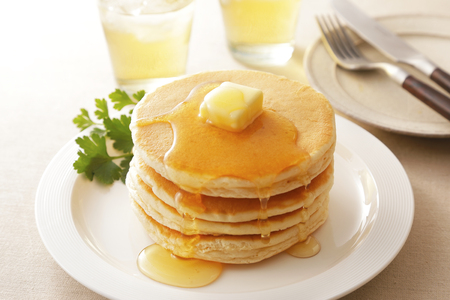 Photo for Pancake for breakfast - Royalty Free Image