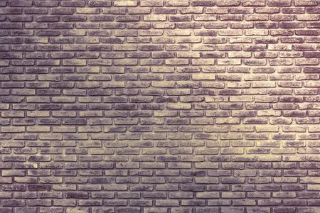 Foto de Pattern of old vintage brick wall - Imagen libre de derechos