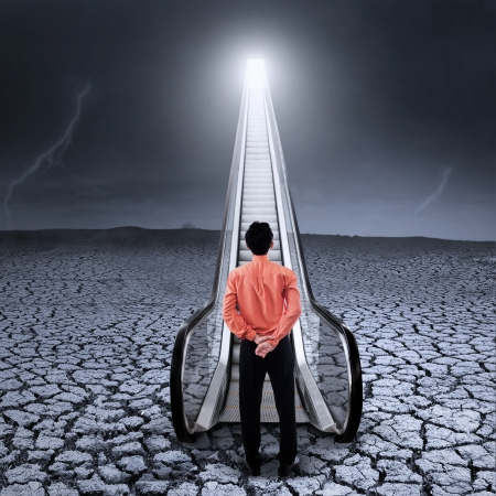 Foto de Path to better career - Imagen libre de derechos