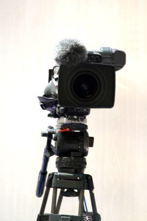 professional broadcast digital video camera