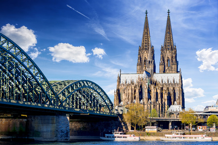 Photo for Cologne Cathedral - Royalty Free Image