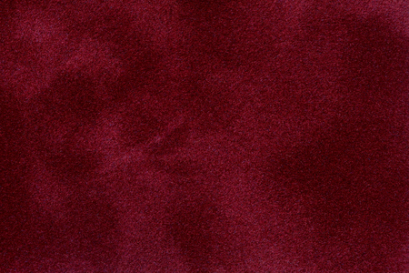 Photo pour The surface of the red velvet cover on the poker table. High quality image. - image libre de droit