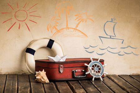 Foto de Summer travel and vacation concept - Imagen libre de derechos