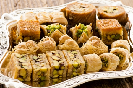 Photo for Baklava - Royalty Free Image