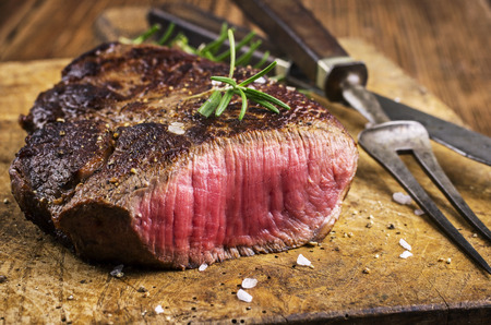 Photo for steak - Royalty Free Image