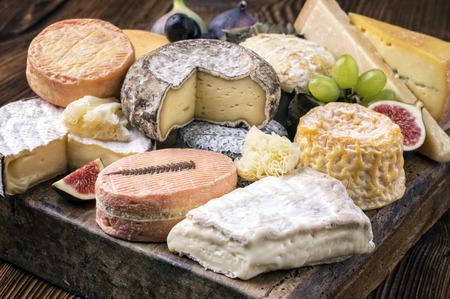 Photo pour cheese plate - image libre de droit