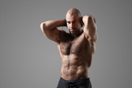 Foto de Bodybuilder - Imagen libre de derechos
