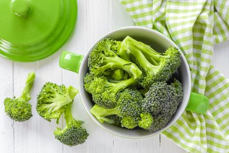 Photo pour Broccoli - image libre de droit