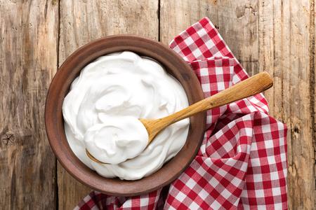 Photo for yogurt - Royalty Free Image