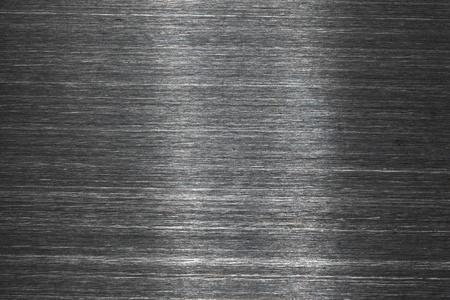 aluminium metal background close up