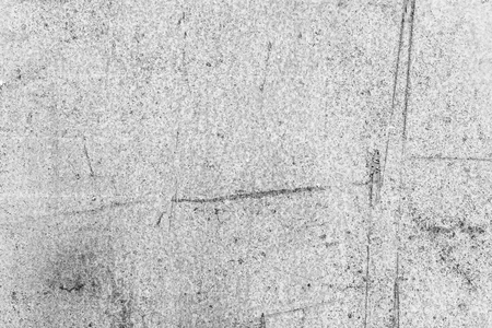 Foto de Texture of peeling paint from metal. Abstract background for design. Monochrome. - Imagen libre de derechos