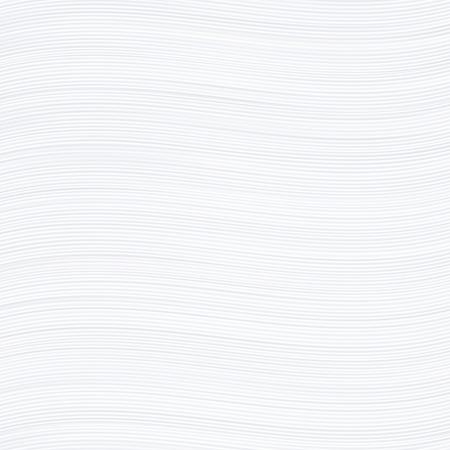 Illustration pour White wavy stripes texture paper or background. - image libre de droit