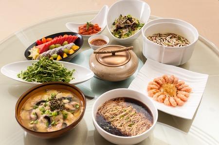 Photo pour Chinese food - image libre de droit