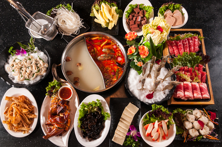 Photo for Thai hot pot - Royalty Free Image