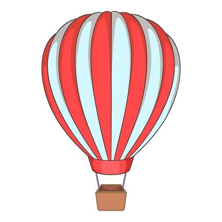 Illustration pour Balloon icon. Cartoon illustration of balloon vector icon for web - image libre de droit