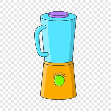Illustration pour Blender icon, cartoon style - image libre de droit