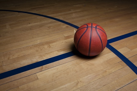 Basketball Court Background