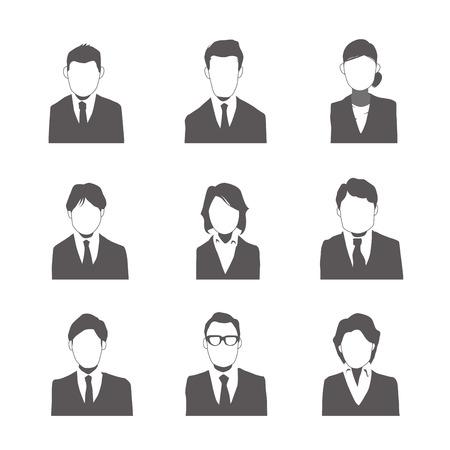 Photo pour business people - image libre de droit