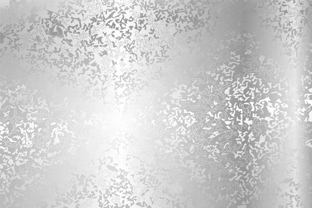 Illustration for Vector silver texture - Royalty Free Image