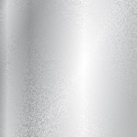 Illustration for Vector silver metal texture - Royalty Free Image