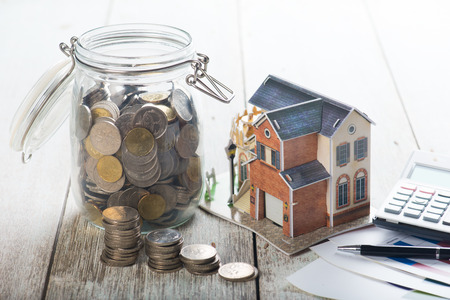 Photo for home loan concept photo - Royalty Free Image