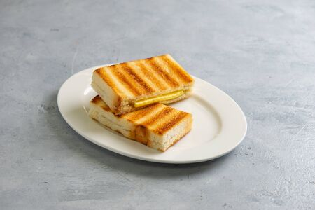 Photo for kaya toast with butter, malaysian style - Royalty Free Image