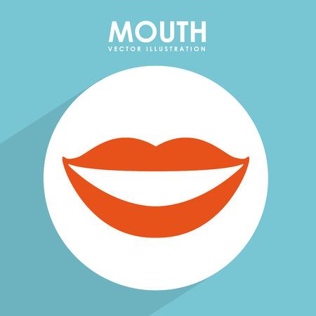 Illustration pour dental care design , vector illustration - image libre de droit