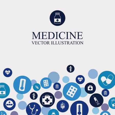 Illustration pour medical graphic design , vector illustration - image libre de droit