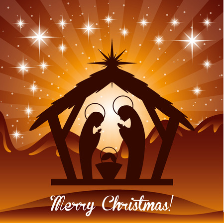 Illustration for christmas  design , vector illustration - Royalty Free Image