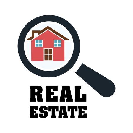 Illustration for real estate - Royalty Free Image