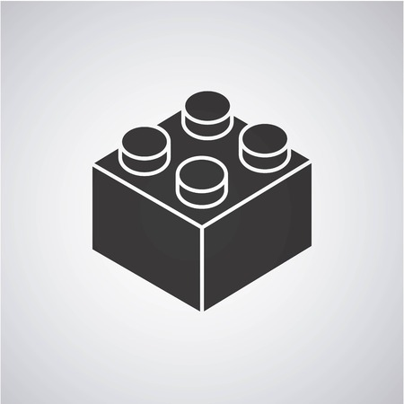 Illustration for blocks to build design, vector illustration eps10 graphic - Royalty Free Image