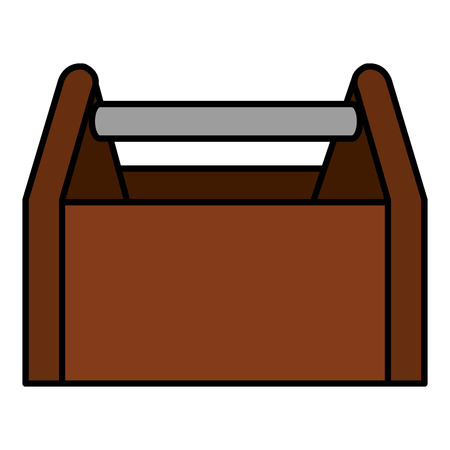 Illustration pour Toolbox icon. - image libre de droit