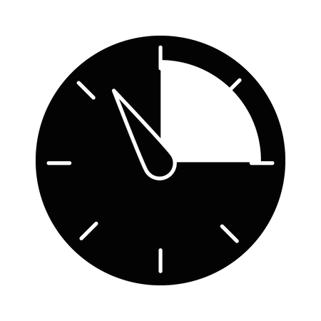 Illustration pour pressure gauge isolated icon vector illustration design - image libre de droit