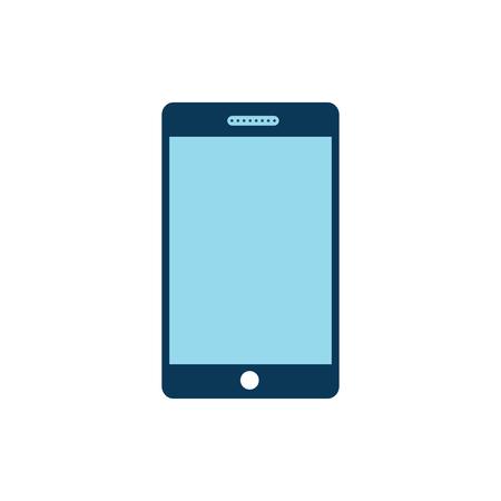 Illustration pour Mobile phone icon. - image libre de droit
