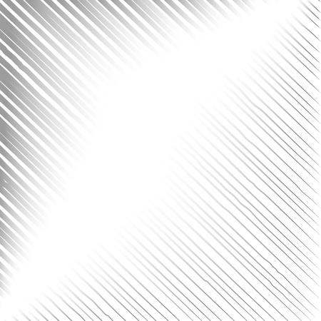 Illustration pour monochrome lines pattern background vector illustration design - image libre de droit