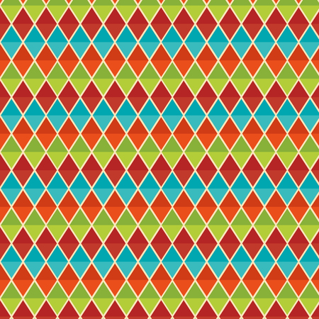 Ilustración de Geometric figures colorful background vector illustration design. - Imagen libre de derechos