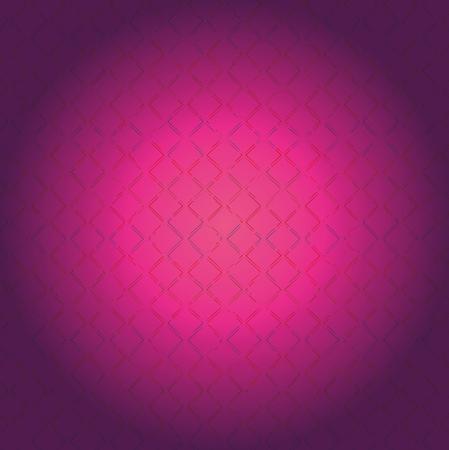 Illustration pour geometric figures with fuchsia background vector illustration design - image libre de droit