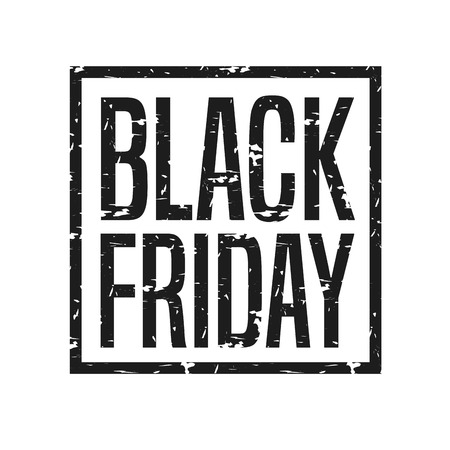 Ilustración de black friday deals design, vector illustration graphic - Imagen libre de derechos