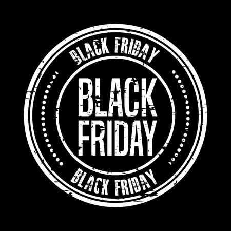 Illustration pour black friday deals design, vector illustration graphic - image libre de droit