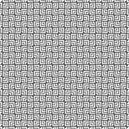 Illustration pour black and white texture pattern background vector illustration design - image libre de droit