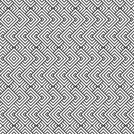 Ilustración de black and white texture pattern background vector illustration design - Imagen libre de derechos