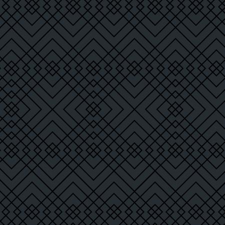 Photo pour geometrics figures in grey pattern vector illustration design - image libre de droit