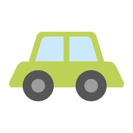 Illustration pour car vehicle transport icon vector illustration design - image libre de droit